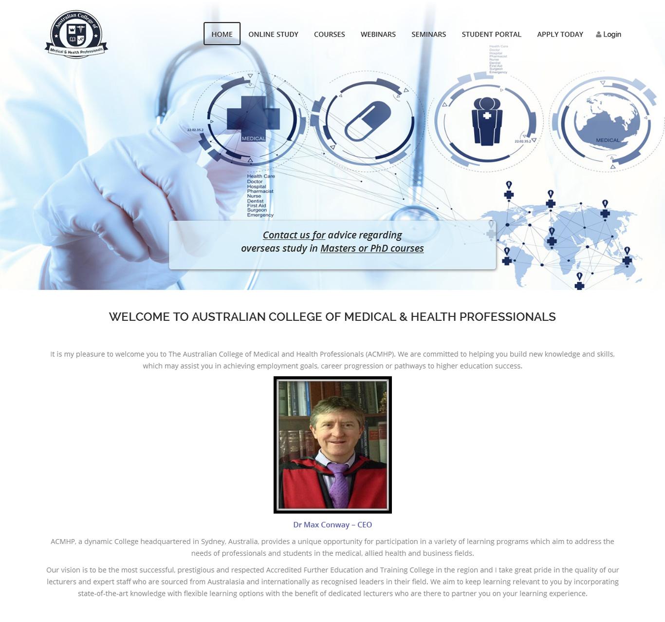ACMHP - Portfolio