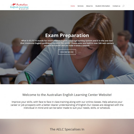 Australian English Learning – Portfolio