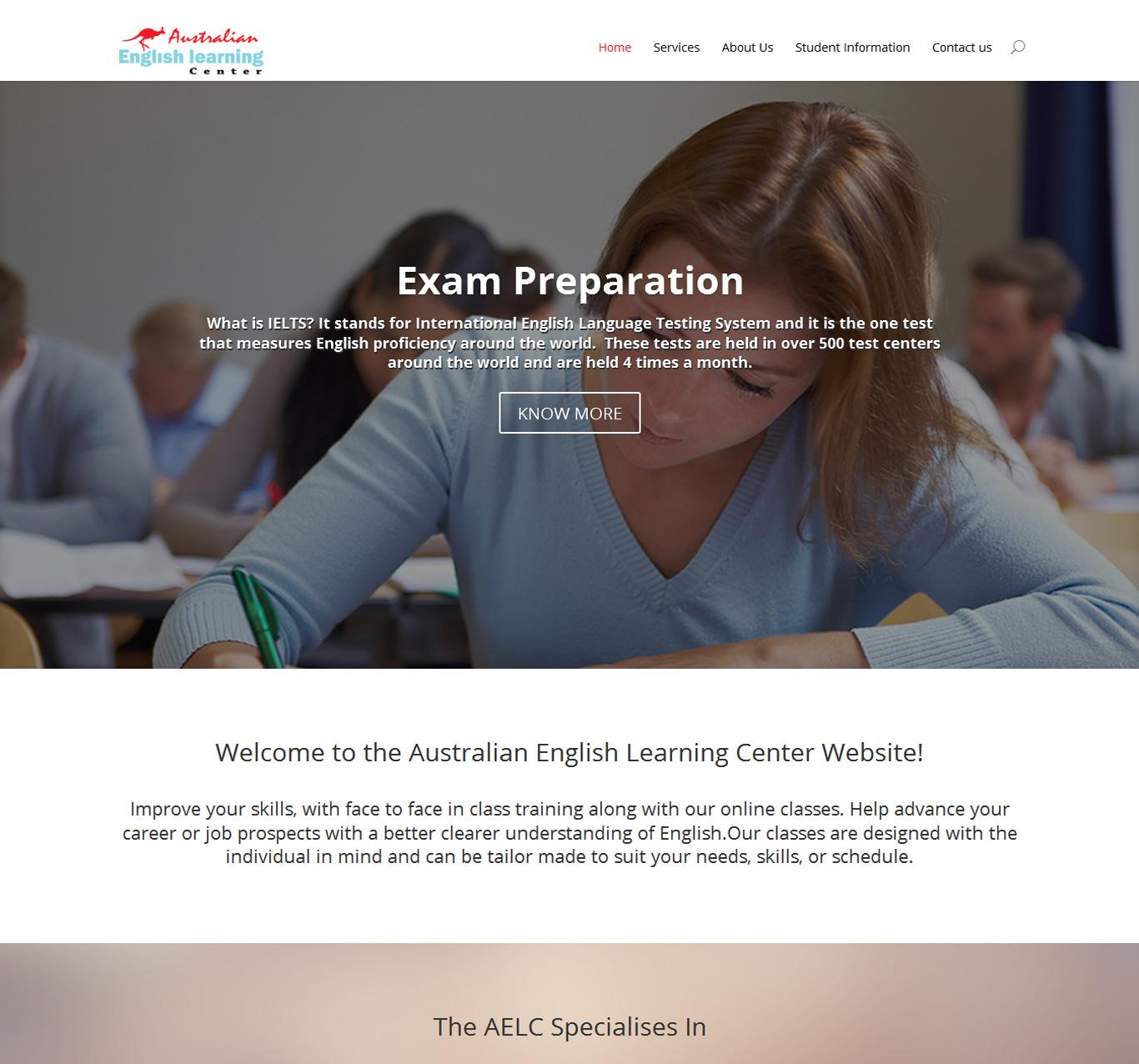Australian English Learning – Portfolio