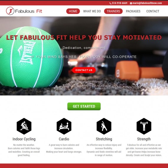 Portfolio Image 2 - Fablousfit
