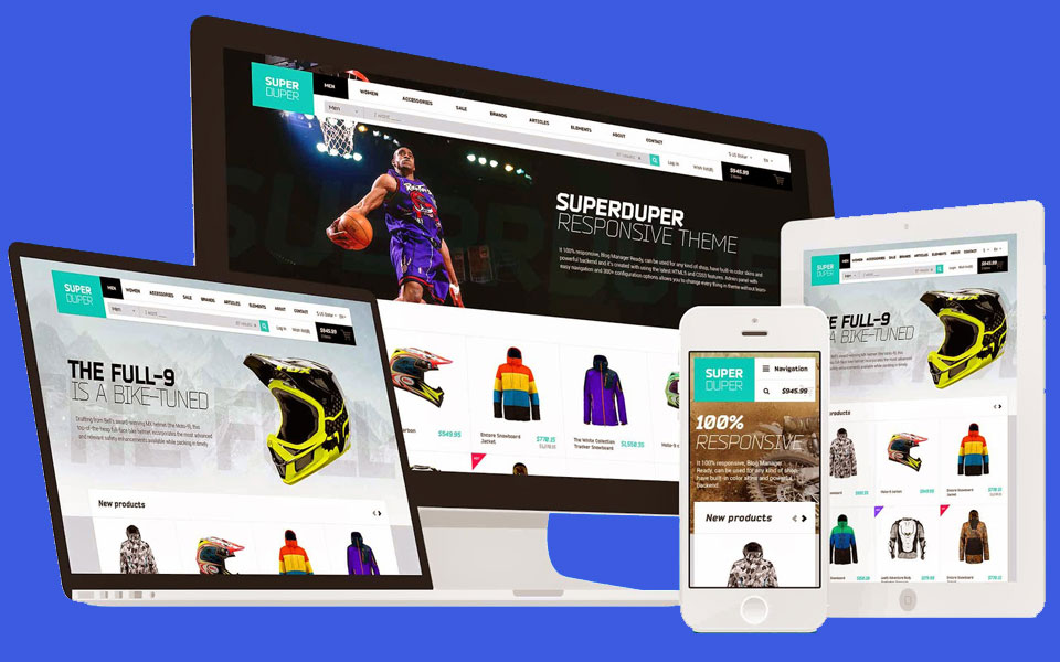 Ecommerce Website Design Company Toronto