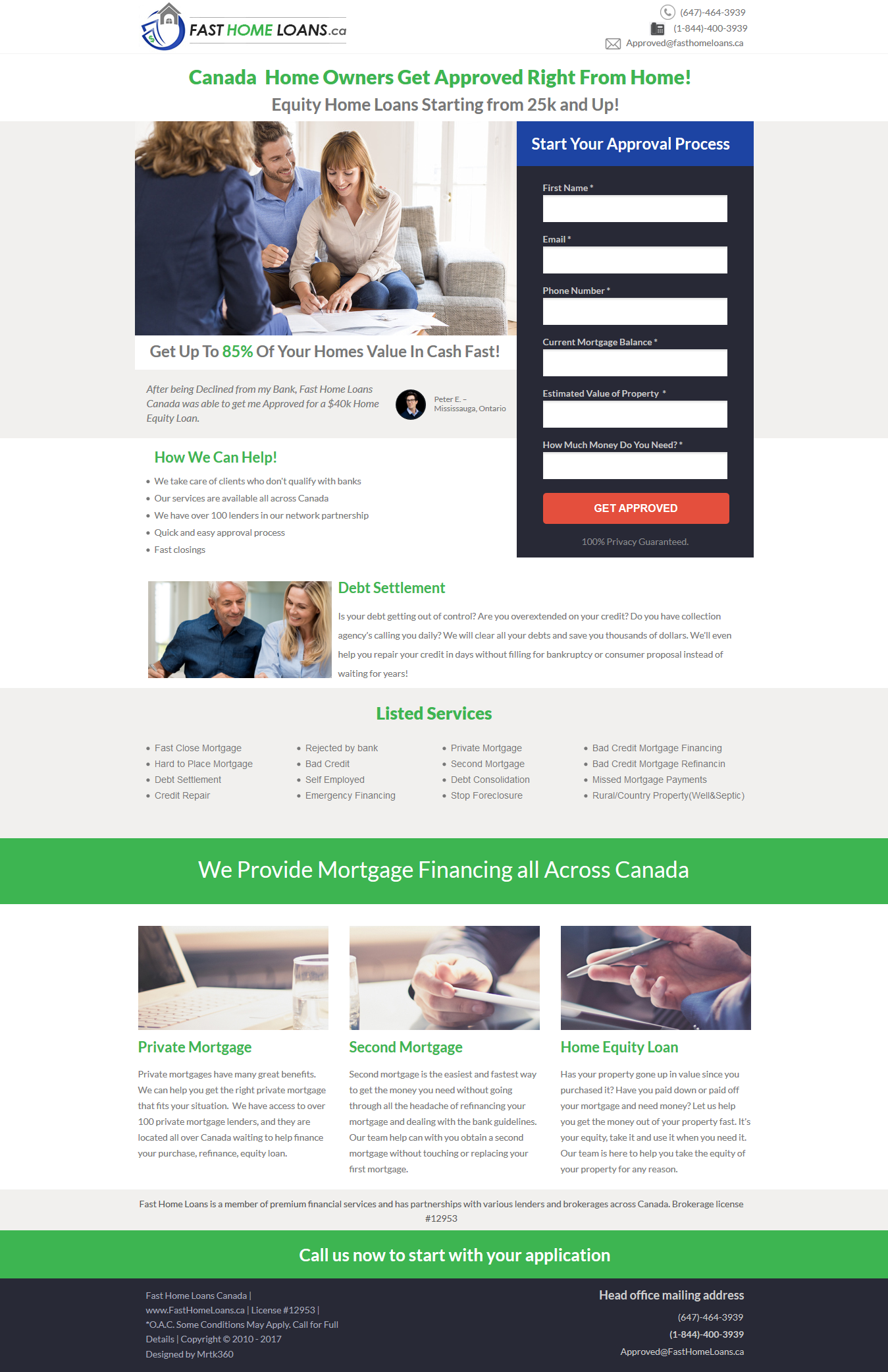 Portfolio Fast Home Loans