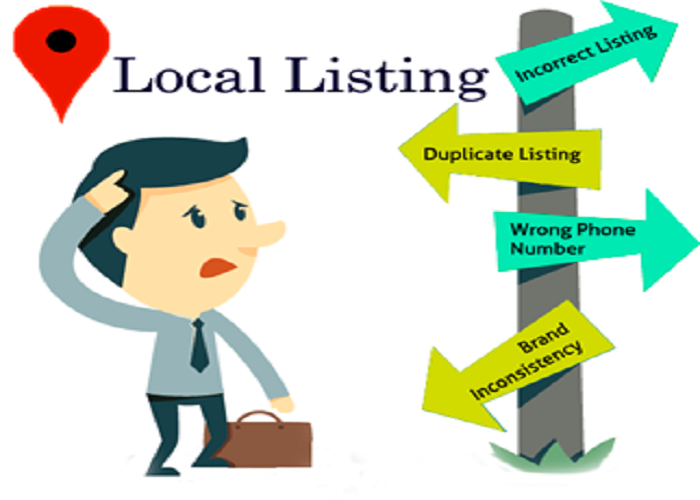 Local Listing Management Services