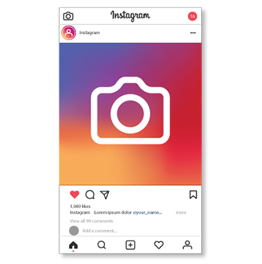 Instagram Page Setup - Social Media Services
